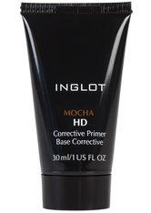 INGLOT - INGLOT HD Corrective Primer Primer  30 ml Mocha - PRIMER