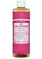 Dr. Bronner's Produkte Rose - 18in1 Naturseife 475ml Seife 475.0 ml