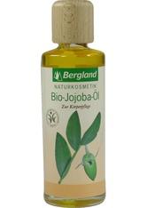 Bergland Pflegeöle Bio-Jojoba Körperöl  125 ml