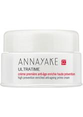 Annayake Ultratime Crème première anti-âge enrichie haute prévention Gesichtscreme 50.0 ml