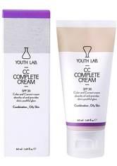 YOUTH LAB. Gesichtspflege CC Complete Cream SPF 30 Oily Skin CC Cream 50.0 ml