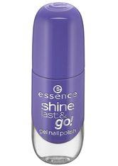 essence - Nagellack - shine last & go! gel nail polish - 45 creating memories