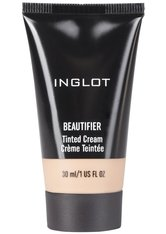 INGLOT Beautifier Tinted Cream Flüssige Foundation  30 ml Nr. 103