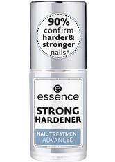 essence Strong Hardener Nail Treatment Advanced Nagelhärter 8 ml