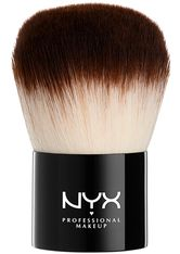 NYX Professional Makeup Gesichtspinsel Pro Brush Kabuki Puderpinsel 1.0 pieces
