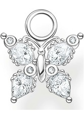 Thomas Sabo Produkte Thomas Sabo Damen-Ohrschmuck Charm 925er Silber 8 Zirkonia One Size 88280946 Ohrring 1.0 pieces
