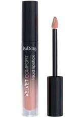 Isadora Autumn Make-up Velvet Comfort Liquid Lipstick Lippenstift 4.0 ml