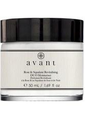 Avant Skincare Age Restore Avant Age Restore Rose & Squalane Revitalising DUO Moisturiser Gesichtscreme 50.0 ml