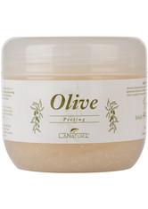 LANATURE - LaNature Olive  Körperpeeling 400.0 ml - KÖRPERPEELING