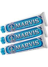 Marvis Zahnpflege Acquatic Mint 3er Set Zahnpasta 1.0 pieces