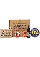 MR. NATTY - MR NATTY Produkte Hirsute Rogue Geschenkset 1.0 st - BARTPFLEGE
