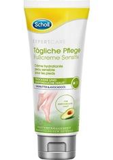 Scholl Fußcremes & -bäder Tägliche Pflege Fußcreme Sensitiv Fusspflege 75.0 ml