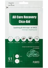PURITO - PURITO Produkte PURITO Produkte Purito All Care Recovery Cica-Aid - 5er Set Anti-Pickel-Maske 5.0 pieces - Pickelpflege