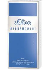 s.Oliver Your Moment Men 50 ml Eau de Toilette (EdT) 50.0 ml