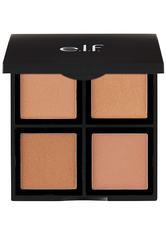 E.L.F. - e.l.f. Cosmetics Contouring e.l.f. Cosmetics Contouring Bronzer Palette Bronzer 16.0 g - Contouring & Bronzing