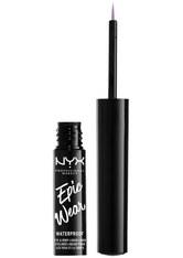 NYX Professional Makeup Epic Wear Liquid Liner Eyeliner  3.5 ml Nr. 06 - Lilac