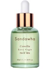 Sandawha Produkte Camellia - Extra Virgin Face Oil 30ml Gesichtsoel 30.0 ml