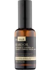 muk Haircare Haarpflege und -styling Mr Muk Beard Oil 50 ml