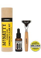 MR. NATTY - Mr. Natty Emergency Flair Shave Kit 1 stk - RASIERSCHAUM & CREME