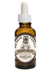 Mr. Bear Family Produkte Bartöl Woodland Bartpflege 30.0 ml