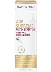 DIADERMINE Age Supreme Falten Expert 3D Anti-Age Augencreme Augencreme 15.0 ml