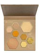 ESSENCE - essence WANNA bee MY HONEY? Eyeshadow&Highlighter Make-up Palette  14.8 g Oh Honey, Your Soul Is Golden! - LIDSCHATTEN