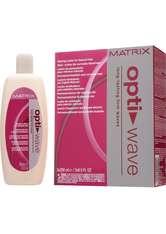 Matrix Opti.Wave sensibilisiertes und coloriertes Haar 3 x 250 ml Dauerwellenbehandlung