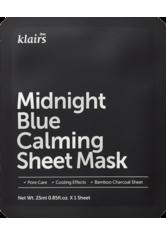 Dear Klairs Produkte Dear Klairs Midnight Blue Calming Sheet Mask 10er-Set Tuchmaske 10.0 pieces