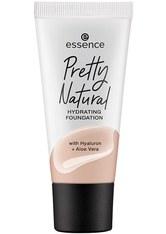 essence Pretty Natural Hydrating Flüssige Foundation 30 ml NR. 60 - NEUTRAL HONEY