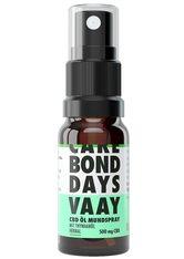 VAAY Mundsprays CBD Öl Mundspray Herbal 5%  10.0 ml