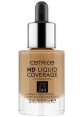 Catrice HD Liquid Coverage Mini Flüssige Foundation 10 ml Nr. 070