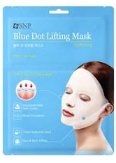 SNP - SNP Gesichtsmasken SNP Gesichtsmasken Lifting Mask BLUE DOT Tuchmaske 30.0 ml - Tuchmasken