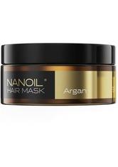 Nanoil Haarpflege Argan Hair Mask Haarpflege 300.0 ml