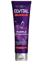 L´Oréal Paris Elvital Color Glanz Purple Maske 150.0 ml