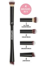 IT Cosmetics Pinsel Superhero™ 4-in-1 Eye-Transforming Super Shadow and Liner Brush Pinsel 1.0 pieces