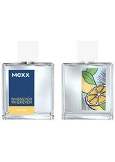 Mexx Whenever Wherever for Him Eau de Toilette (EdT) 50 ml Parfüm