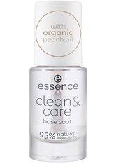 Essence Nagellack Clean & Care Base Coat Nagellack 8.0 ml