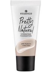 essence Pretty Natural Hydrating Flüssige Foundation 30 ml NR. 80 - COOL CHAI