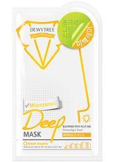 DEWYTREE - Dewytree Masken Whitening Tuchmaske 27.0 g - TUCHMASKEN