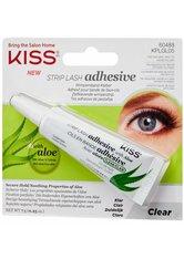KISS Produkte KISS KISS EverEz Aloe Vera Adhesive-Latex - Clear Wimpernkleber 1.0 pieces