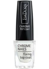 Isadora Chrome Nail Top Coat Nagellack 6.0 ml