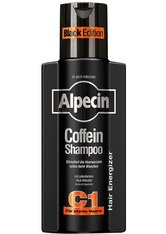 Alpecin Produkte Black Edition Coffein-Shampoo C1 Haarshampoo 250.0 ml
