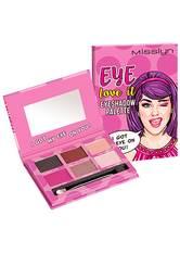 Misslyn Collection Festival Vibes Eye Love it Eyeshadow Palette – Eye Got My Eye On You! 13.34 g