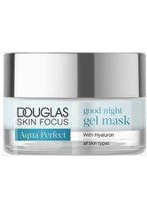 Douglas Collection Aqua Perfect Good night gel mask Maske 50.0 ml