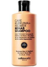 UDOWALZ BERLIN - udowalz Berlin Care Kurkuma + Ingwer Rehab Shampoo - SHAMPOO