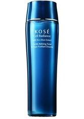 Kosé Cell Radiance Rice Bran Extract Gentle Refining Toner 200 ml Gesichtswasser