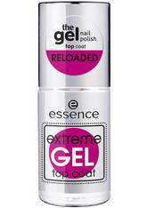 ESSENCE - Essence Nagellack Essence Nagellack Extreme Gel Top Coat Nagelueberlack 8.0 ml - Base & Top Coat