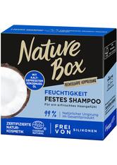 Nature Box Haarpflege Feuchtigkeit festes Shampoo Haarshampoo 85.0 g