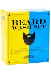 GOLDEN BEARDS - Golden Beards Produkte Golden Beards Produkte Beard Wash Set Bartpflege 1.0 pieces - Bartpflege
