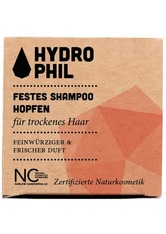 Hydrophil Produkte Festes Shampoo - Hopfen trockenes Haar 50g Haarshampoo 50.0 g